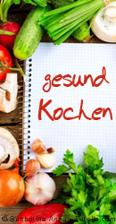 Küchen-Blogparade bei KüchenAtlas: Gesund Kochen