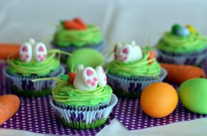 Nina: Backidee Möhren-Cupcakes