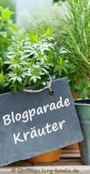 Blogparade Kräuter