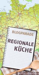 Blogparade: Regionale Küche