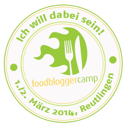 Blogparade zum FoodBloggerCamp 2014