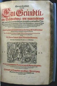 Bayerische Staatsbibliothek München, Eslg 2 Oecon.97 Titelblatt