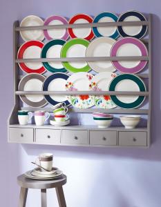 Modernes Geschirr-Set Anmut My Colour von Villeroy & Boch