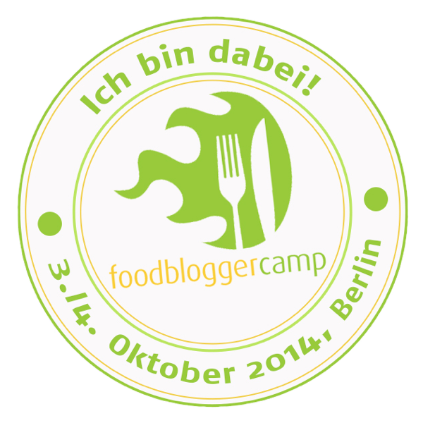 FoodBloggerCamp Berlin 2014 - #fbcb2014